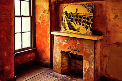 Photograph - Old Room Ft Point by Garry Gay