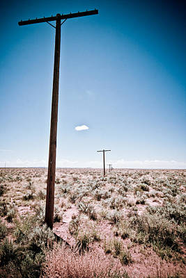 Photograph - Old Route 66 #6 by Robert J Caputo