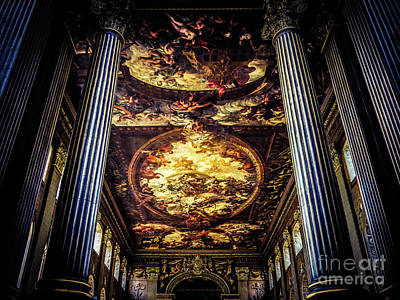 Photograph - Old Royal Naval College 1 by Lexa Harpell