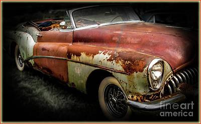 Photograph - Old Rusty by Deborah Klubertanz