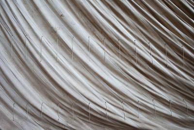 Sail Cloth Photograph - Old Sailcloth by Artur Bogacki