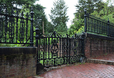 Old Salem Ironwork - Winston Salem Series Original