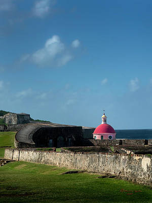 Old Fort Photograph - Old San Juan by Marvin Spates