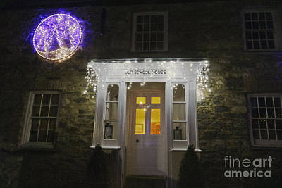 Wine Beer And Alcohol Patents - The Old School House Mylor Bridge by Terri Waters