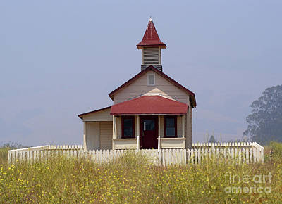Photograph - Old School House  by Debby Pueschel