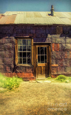 Photograph - Old Shack by Jill Battaglia