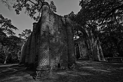 Old Sheldon Church Original