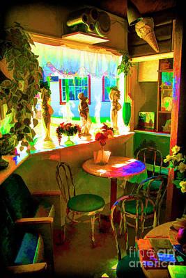 Digital Art - Old Shop by Rick Bragan