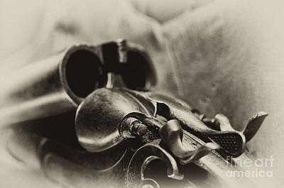 Photograph - Old Shotgun by Wilma  Birdwell