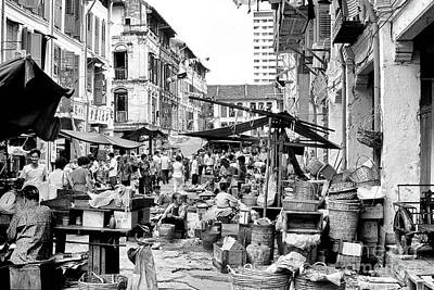 Photograph - Old Singapore 04 by Rick Piper Photography