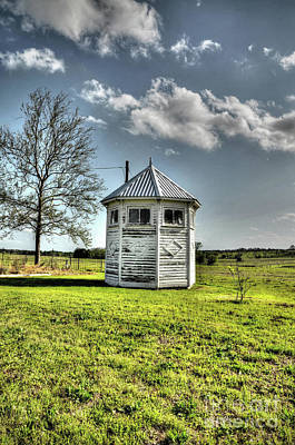 Photograph - Old Smokehouse  by Savannah Gibbs