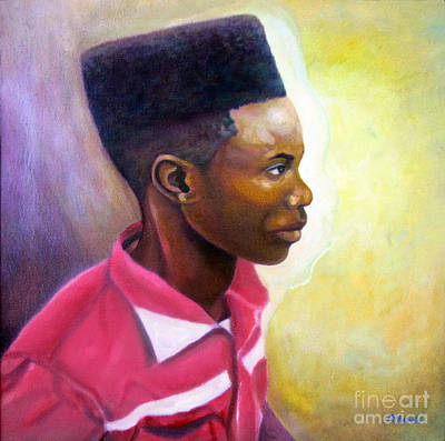 Painting - Old Soul by Ewan McAnuff
