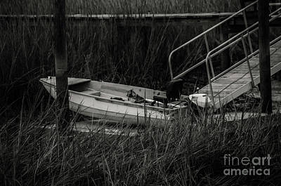 Photograph - Old South Fishing by Dale Powell