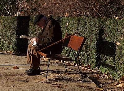 Photograph - Old Spaniard by David Resnikoff