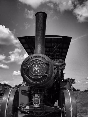 Photograph - Old Steamer by Gilbert Photography And Art