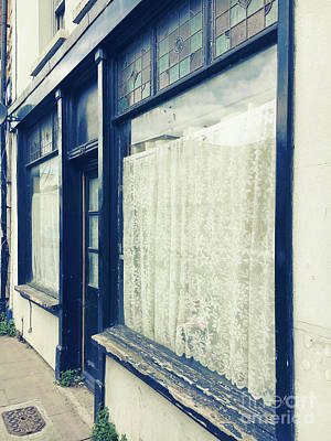 Photograph - Old Store Front by Tom Gowanlock