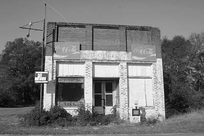 Photograph - Old Store With Coca-cola Signs by Joseph C Hinson Photography