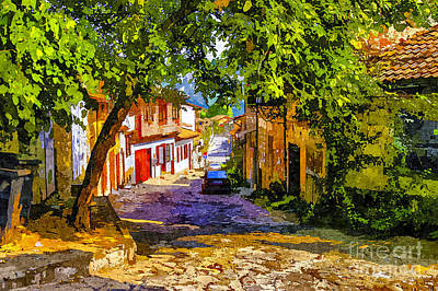 Photograph - Old Street Bulgaria by Rick Bragan