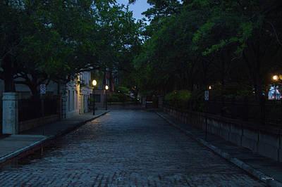 Photograph - Old Street Charleston South Carolina by Ken Figurski