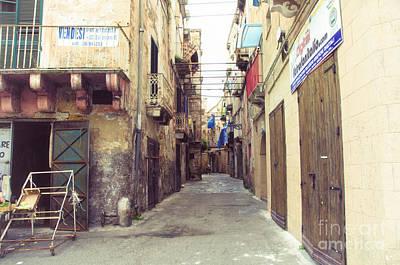 Photograph - old Taranto by Leonardo Fanini