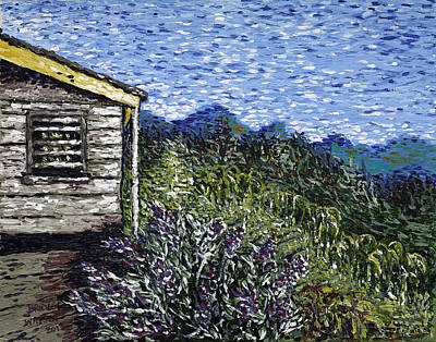 Jamaica Painting - Old Tavern 2 by Bridget Watson