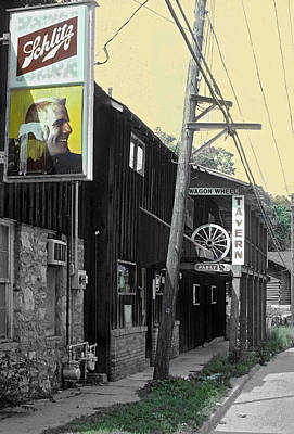 Photograph - Old Tavern by Richard Nickson