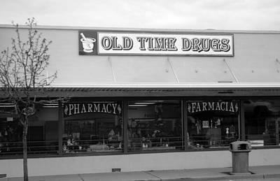 Photograph - Old Time Drugs  by Tikvah's Hope