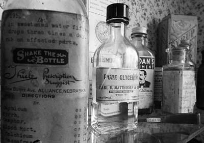Photograph - Old Time Remedy by Caryl J Bohn
