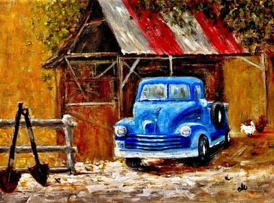 Old Timers..  Original by Cristina Mihailescu