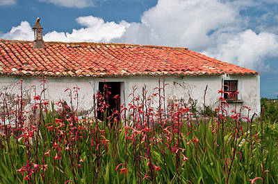 Portugal Photograph - Old Times by Barbara Kyne