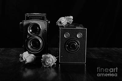Photograph - Old Times by Randi Grace Nilsberg