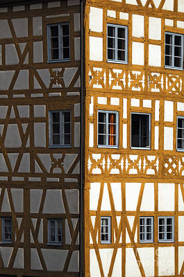 Bamberg Photograph - Old Town Hall, Bamberg, Germany by Helmut Meyer zur Capellen