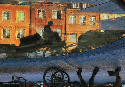 Photograph - Old Town In Warsaw #12 by Aleksander Rotner