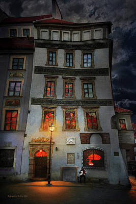 Photograph - Old Town In Warsaw #17 by Aleksander Rotner