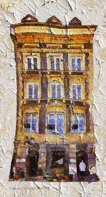 Photograph - Old Town In Warsaw #21 by Aleksander Rotner
