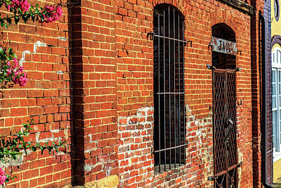 Photograph - Old Town Jail by Doug Camara