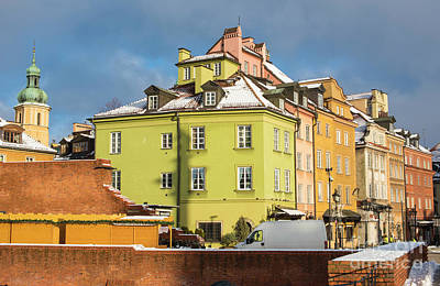 Photograph - Old Town by Juli Scalzi