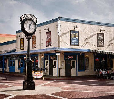 Photograph - Old Town - Kissimmee - Florida by Greg Jackson