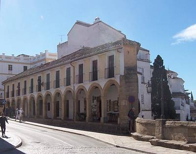 Photograph - Old Town Spain by David and Lynn Keller
