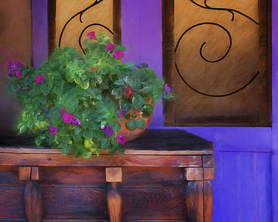 Photograph - Old Town Still Life by Nikolyn McDonald