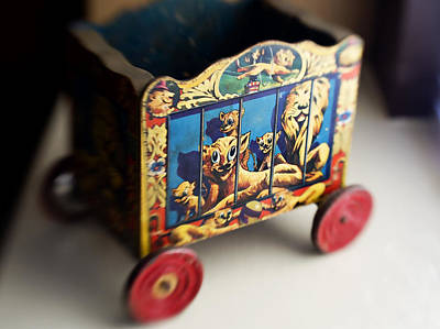 Toys Photograph - Old Toy by Marilyn Hunt