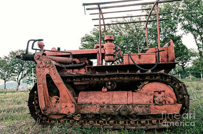 Photograph - Old Tracked 3 by Leonardo Fanini