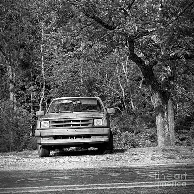 Photograph - Old Truck by Patrick M Lynch