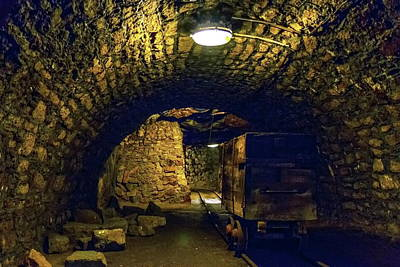 Photograph - Old Underground Mine, Banska Stiavnica, Slovakia by Elenarts - Elena Duvernay photo