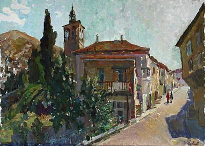 Painting - Old Veles by Juliya Zhukova