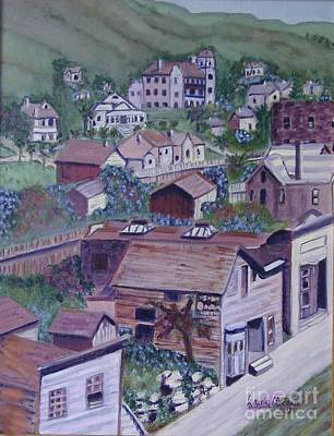 Painting - Old Ventura by Laurie Morgan
