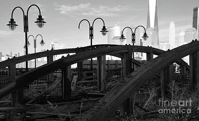 Photograph - Old Vs New by Cindy Manero