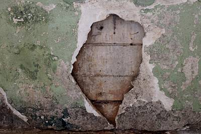 Photograph - Old Wall  by Christy Pooschke