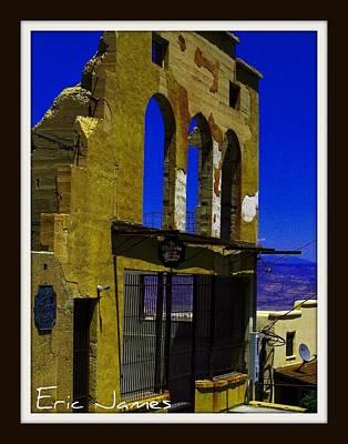 Eric Decker Photograph - Old Walls  by Eric Decker