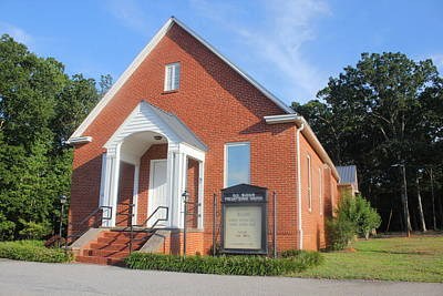 Photograph - Old Waxhaw Presbyterian Church 1 by Joseph C Hinson Photography